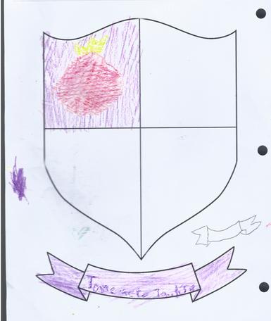 Candyland Coat of Arms Inspiration