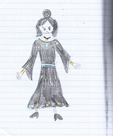 Evil Headmistress Costume Image