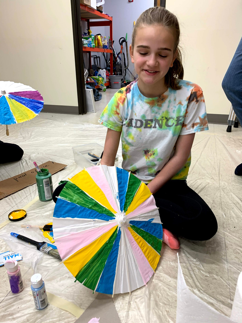 Making Time Travel Umbrellas