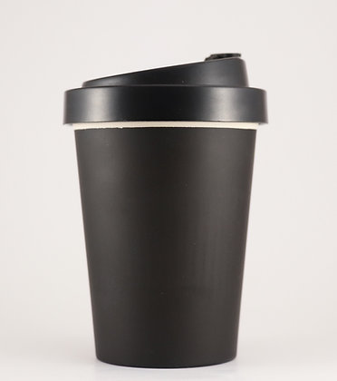 Bamboo Cup - Black - 300ml