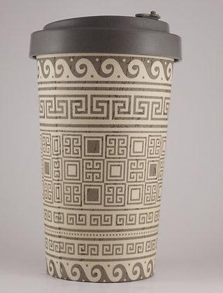 Bamboo Cup - Greek - 500ml