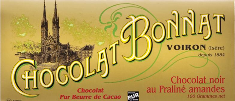 Chocolat Noir Praliné Amandes