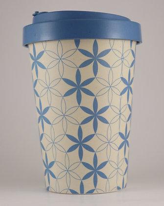 Bamboo Cup - Anis bleu - 400ml