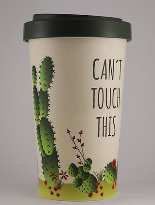 Bamboo Cup - Cactus - 500ml