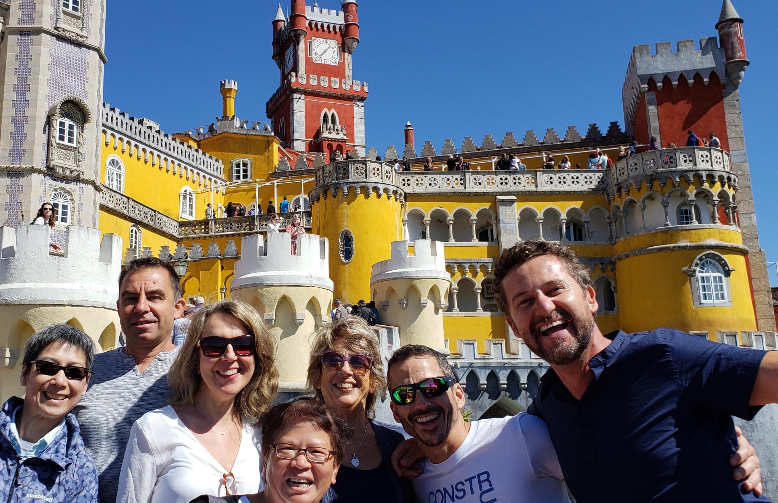 Tour Sintra / Cascais