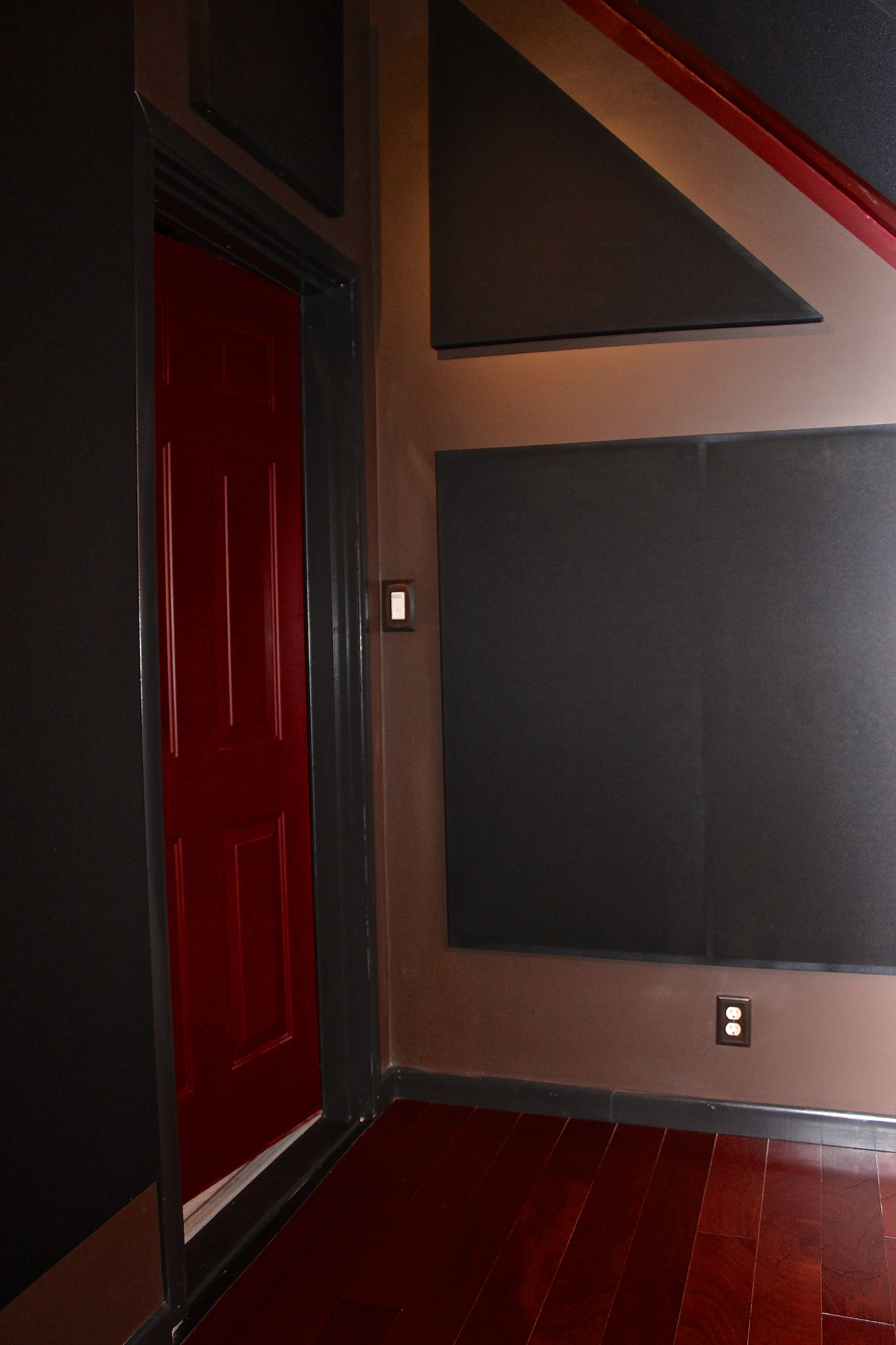 Studio A - Inside