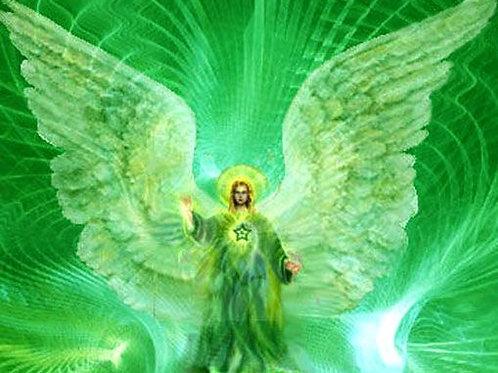 Archangel Raphael healing chamber meditation