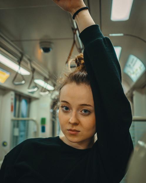 Schauspielerin Linda Podszus