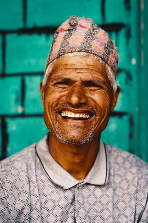 Portrais of Nepal