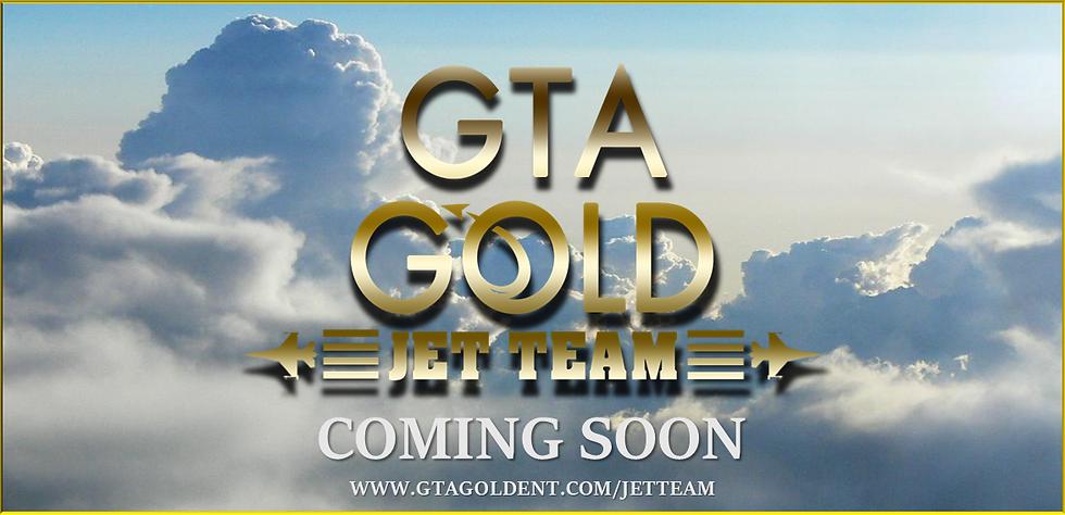 GTA Gold Jet Team