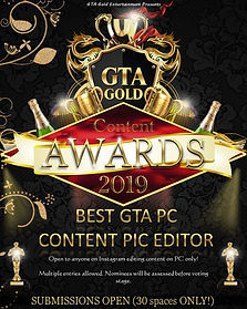 BEST GTA PC CONTENT PIC EDITOR