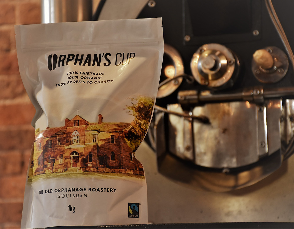You can buy this coffee online at orphanscup.com.au