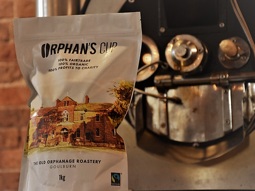 1 kg Orphan's Cup Coffee