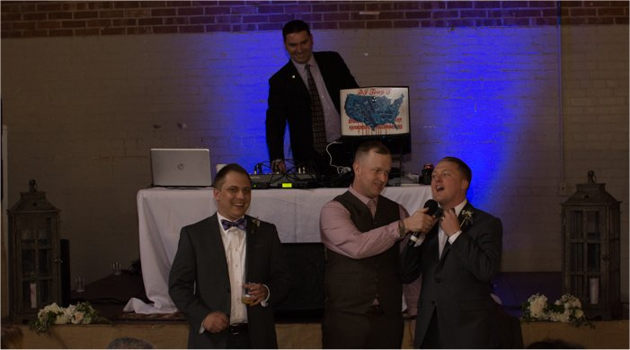 Wedding Games With Karaoke