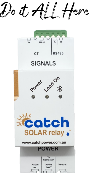 CATCH Solar Relay