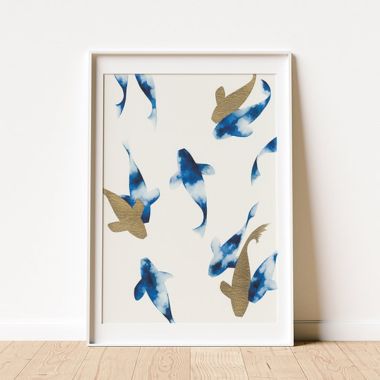 Lumière - Limited Edition Print, unframed