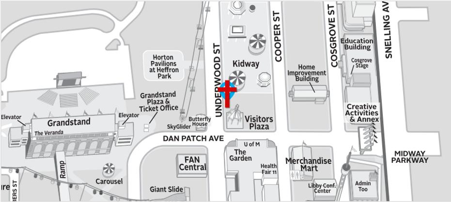 Crossroads Chapel Location
