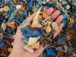 Potpourri Azul
