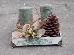 arranjos verde natal 2 velas (4)