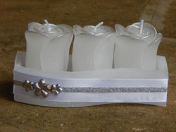 Velas Decorativas branca