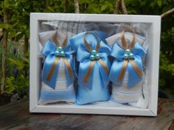 Sache perfumado kit azul