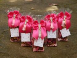 Lembrancinhas casamento pink