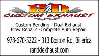 R & D Custom Exhaust