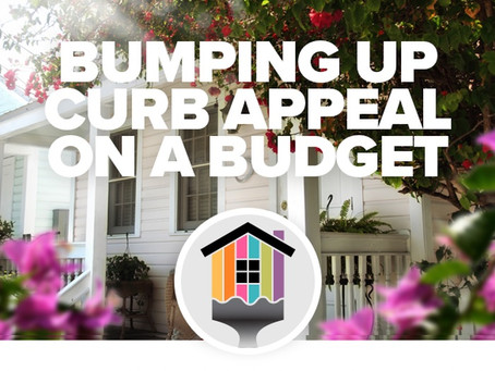 Bumping Up Curb Appeal on a Budget