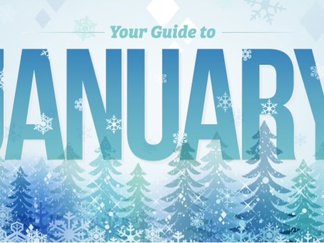 Your Guide To January