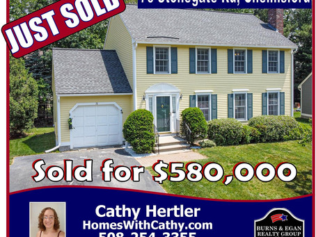 Another Property Just Sold!