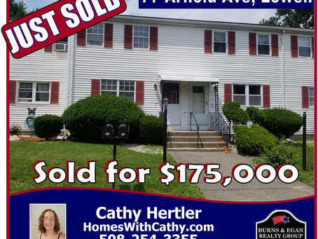Another Property Just Sold
