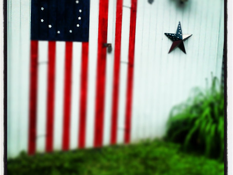 Surprising Rules on Painting the American Flag