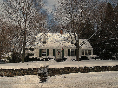 Winter Home Maintenance Checklist