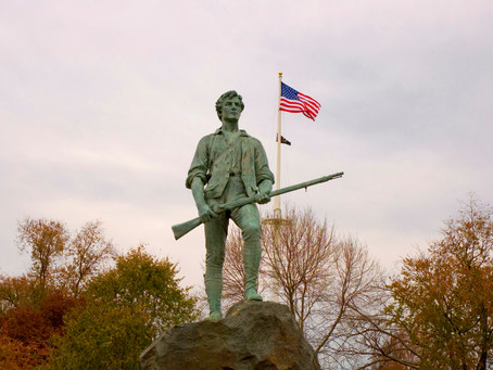 Patriots Day & Local History