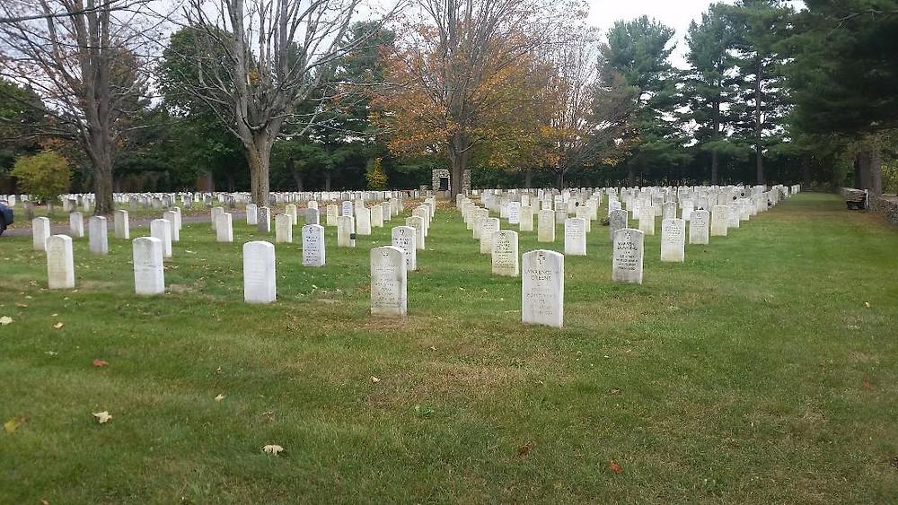 Fort Devens Post Cemetery