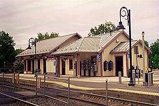 Billerica train station