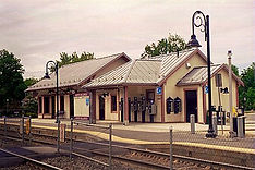 Billerica train station