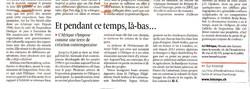 LE TEMPS 22 mai 2014