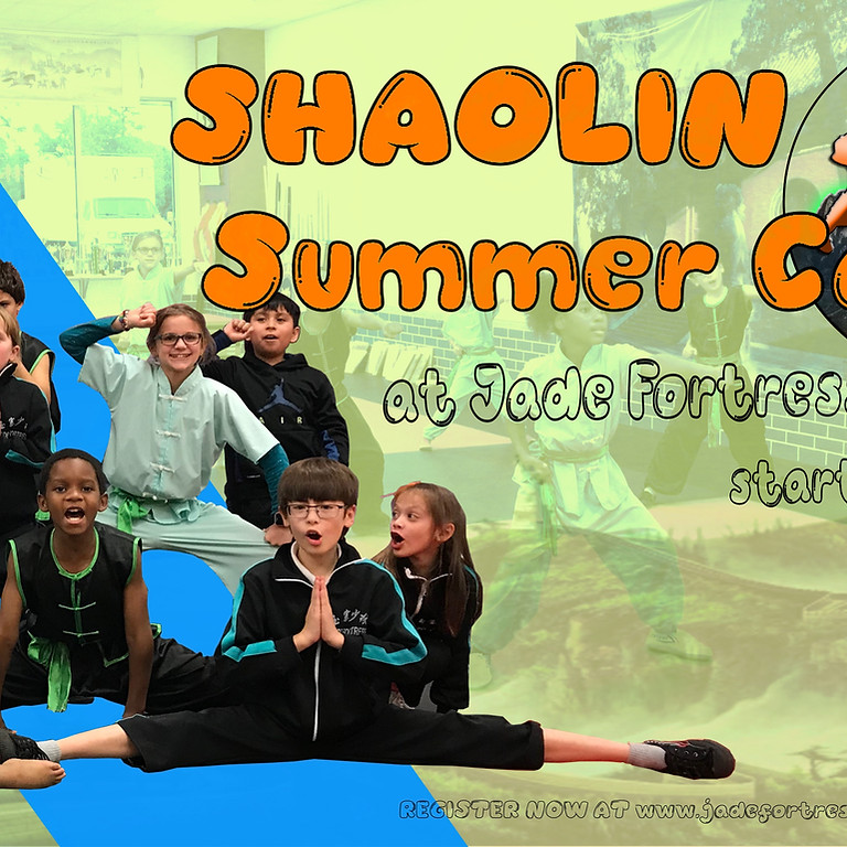 Shaolin XiaoZi Summer Camp
