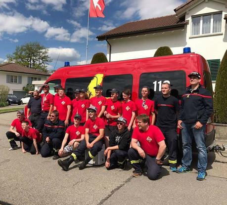 Schweizer Meisterschaft 2017 in Olten