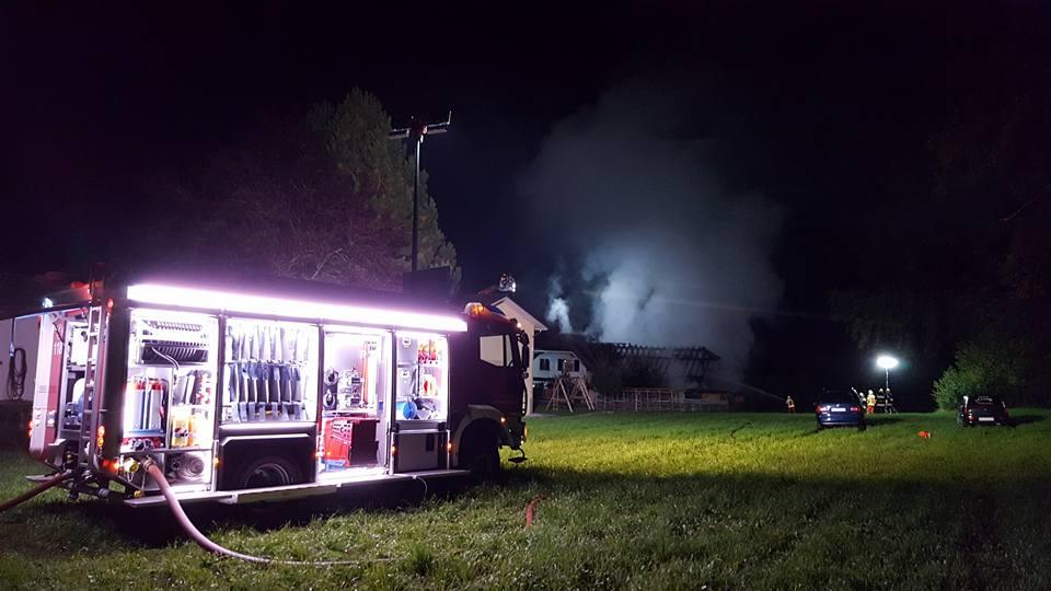 Brand Fahrwangen 21.09.17