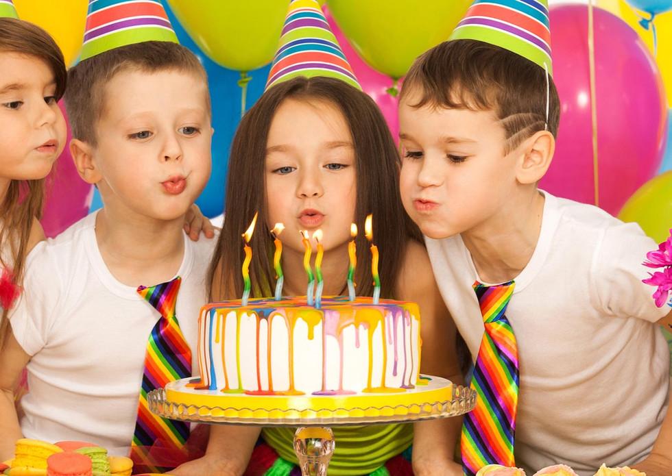 Castle Laser Tag Birthday Party Header 2