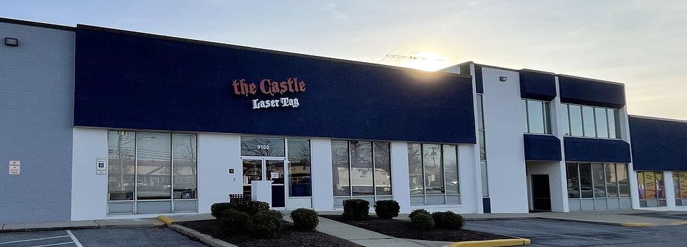 Castle Laser Tag Gaithersburg Exterior2.