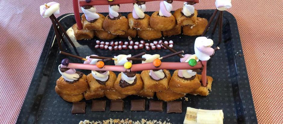 Berlin Wall - A Food Fortification