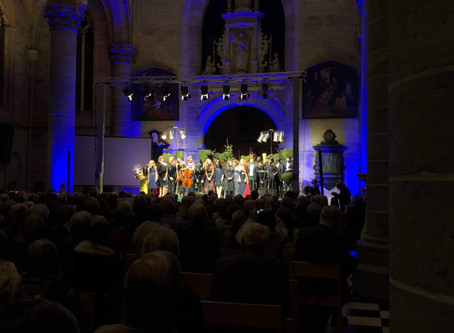 Concert in Ypres