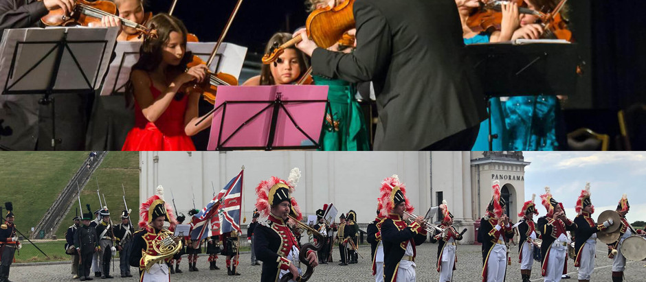 Musica Mundi's Young Talents will perform at the Waterloo Memorial !!!