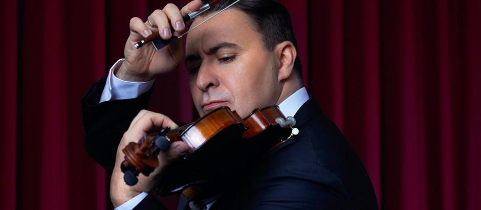 Maxim Vengerov – Musica Mundi School's Goodwill Ambassador – In Concert tonight !