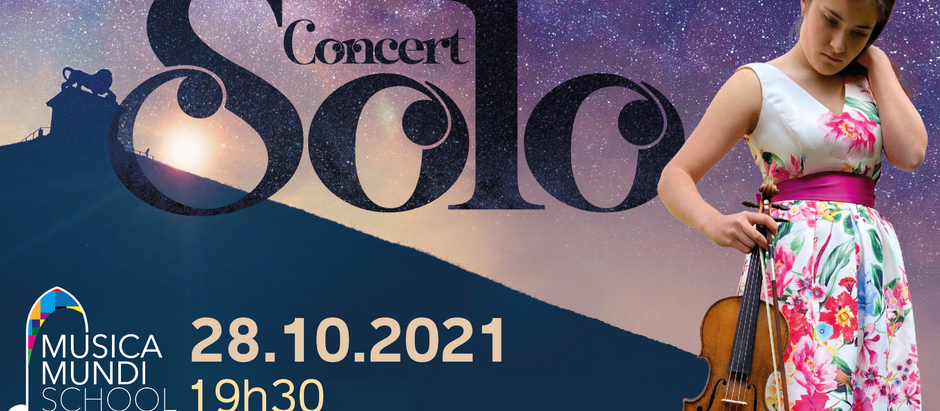 4th Academic Year – Opening Concert !