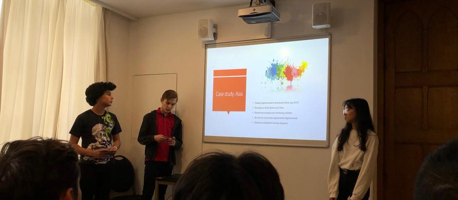 Global perspective presentation !