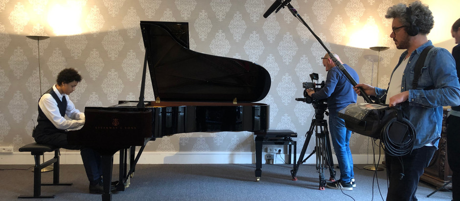 Musica Mundi School on TV...
